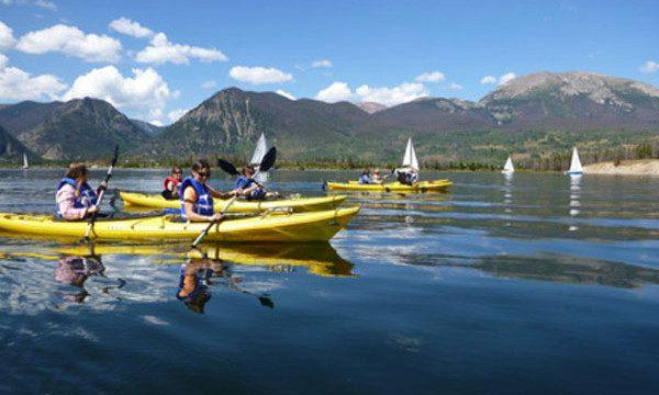 Summit County Summer Tourism