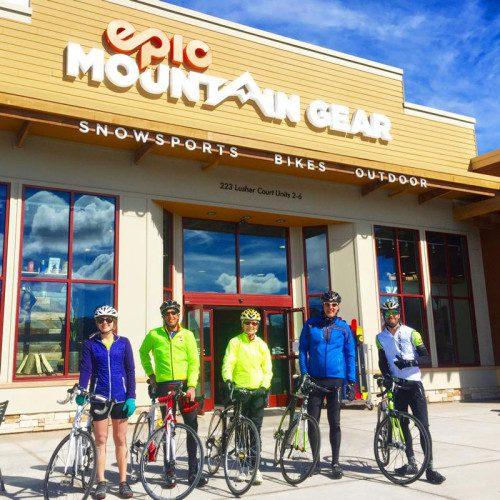 Epic Mountain Gear Frisco Colorado
