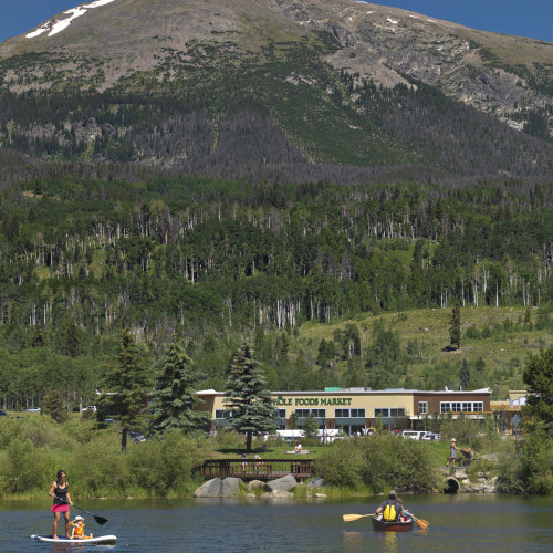Basecamp Center Frisco Colorado